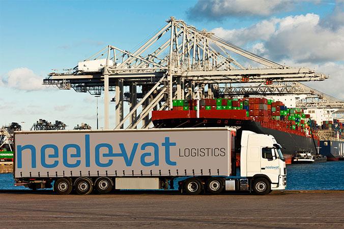 Neelevat Logistics harbour thumb